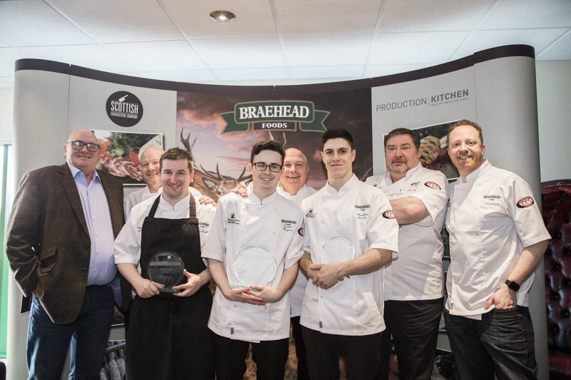 Who won Game Chef of the Year 2018?