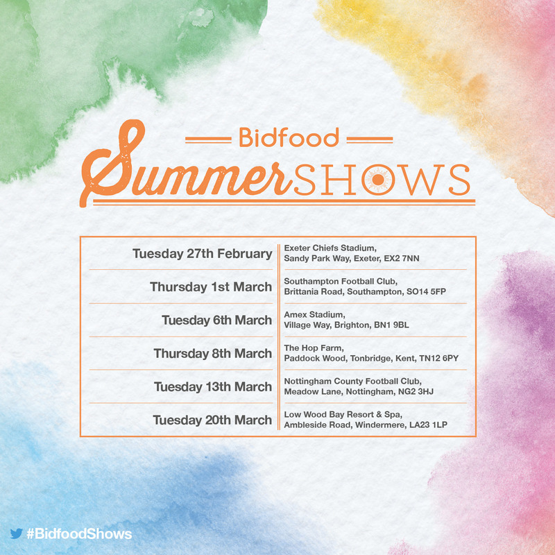 Have you signed up for a summer show near you?