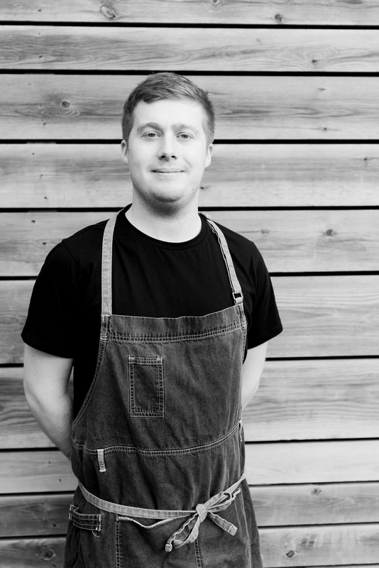 Andrew Postlethwaite, 27, Sous Chef at Three Hares, Sedbergh