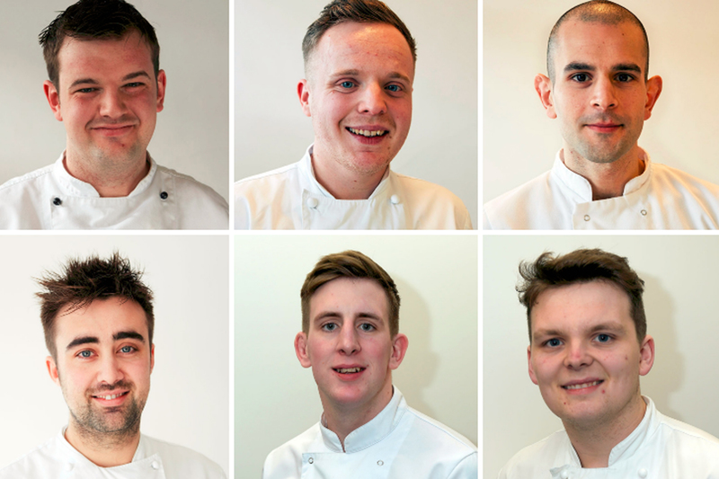Who are the finalists for the Roux Scholarship 2018?