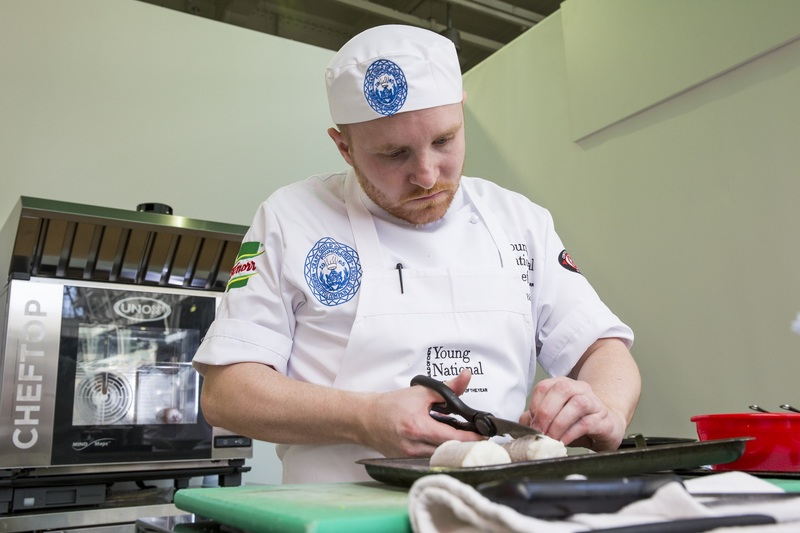 The search to find the most-skilled young chef in the UK gets underway - 1
