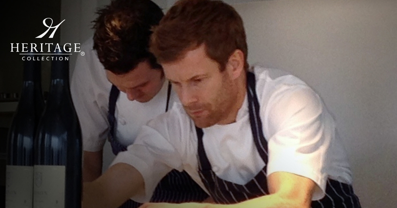 Tom Aikens relaunches his flagship Tom's Kitchen, Chelsea restaurant – with Heritage Strata Stoneware