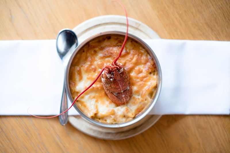 Lobster Macaroni and cheese recipe by Nick Deverell-Smith - 1