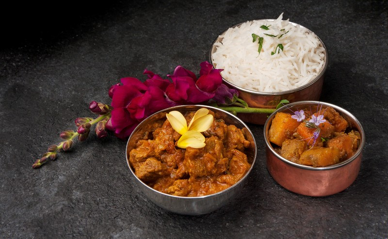 Succulent Lamb Curry by Sarah Ali Choudhury