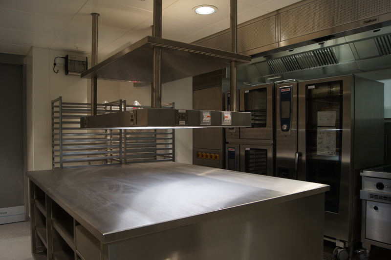 KCCJ install a range of kitchens at the new Bloomberg European HQ (London)