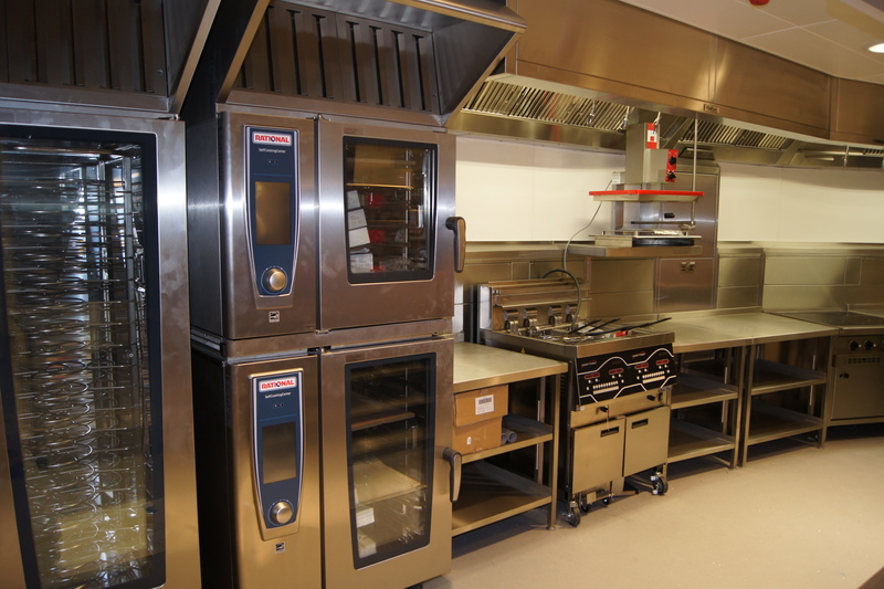 KCCJ install a range of kitchens at the new Bloomberg European HQ (London) - 2