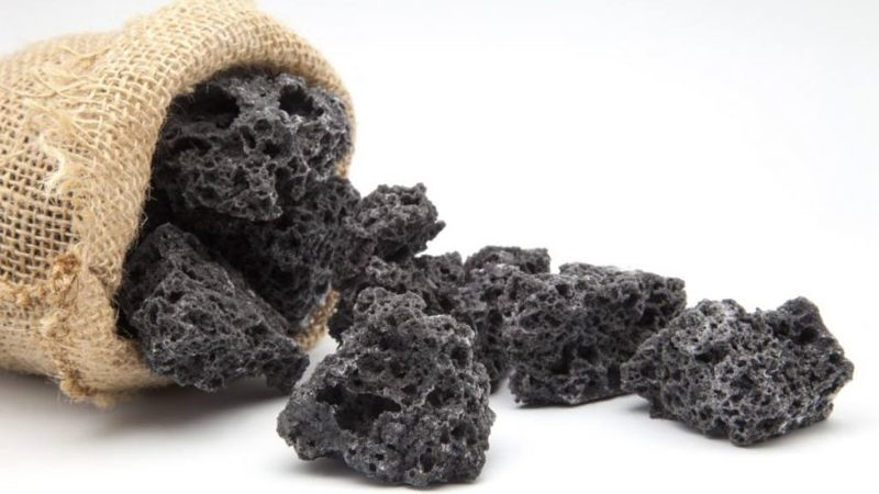 Sugar Coal Using Special Ingredients Activated Charcoal