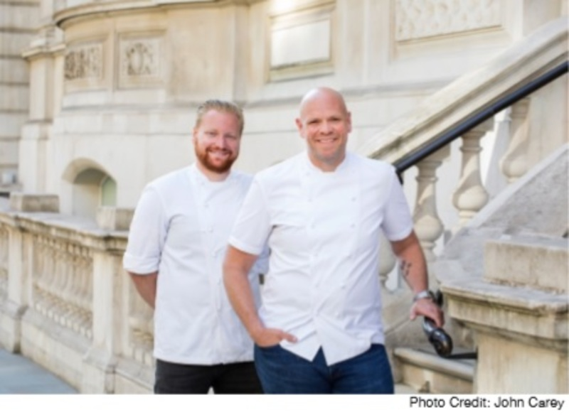 Nick Beardshaw will head up Kerridge's Bar & Grill at Corinthia Hotel London