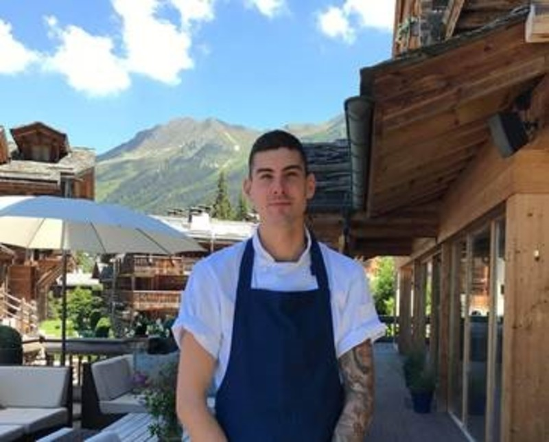 The Lodge in Verbier appoints Adam Bateman as Head Chef