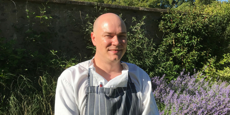 Iain Gourlay has joined the team at Cringletie House as head chef