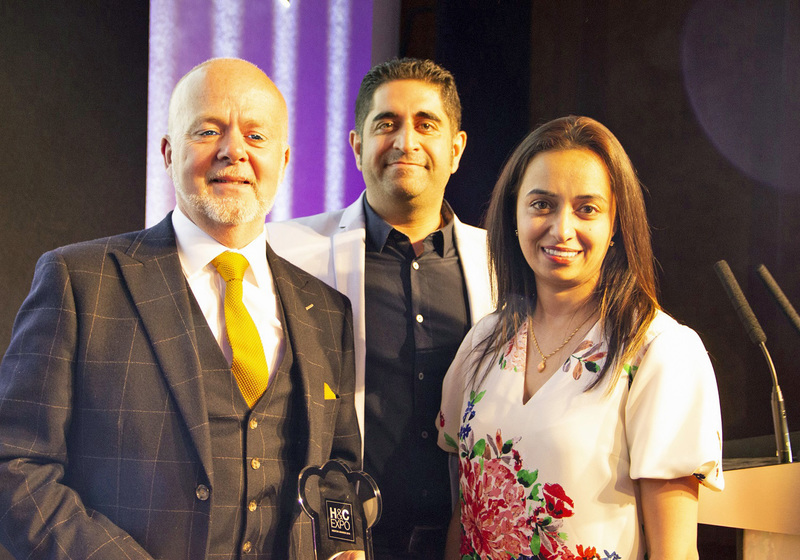 Welsh winners 'humbled' by Chef Mentor Awards