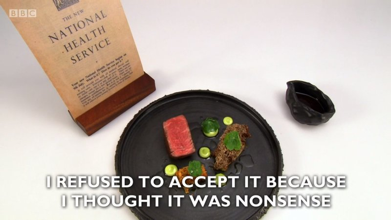 """I refused to accept it because I thought it was nonsense"" - my main course recipe for Great British Menu 2018"