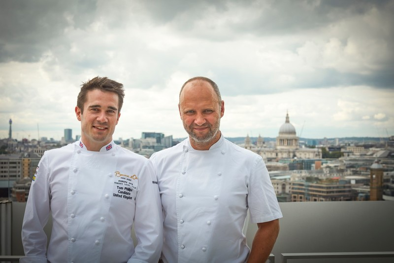 Simon Rogan to take over from Brian Turner as Bocuse d'Or UK President