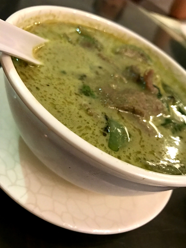 Kaeng Keaw Wan - Thai Green Curry
