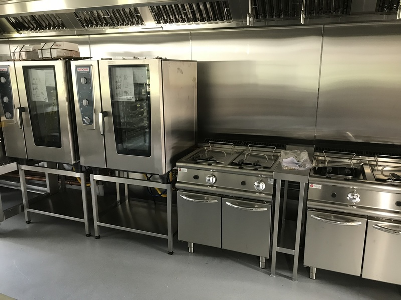KCCJ Commercial Kitchens - New Training Kitchen!!