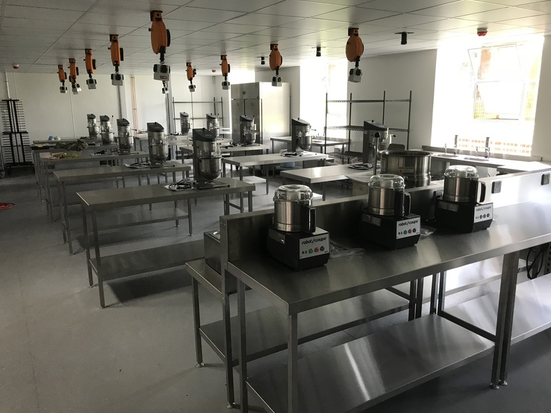 KCCJ Commercial Kitchens - New Training Kitchen!! - 1