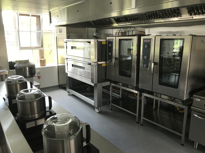 KCCJ Commercial Kitchens - New Training Kitchen!! - 3