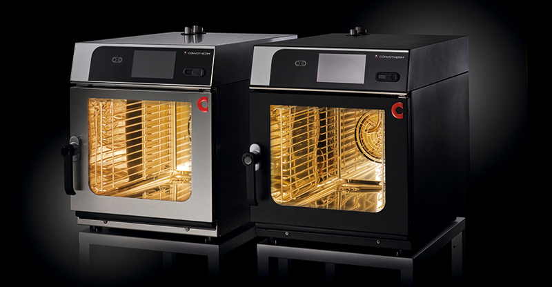 Convotherm Launches New Design Line With The Mini Black Combi Oven