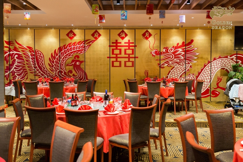 Celebrate your Wedding Day Chinese Style at Golden Dragon Restaurant Colindale