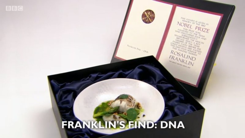 Franklin's Find DNA by Tommy Heaney