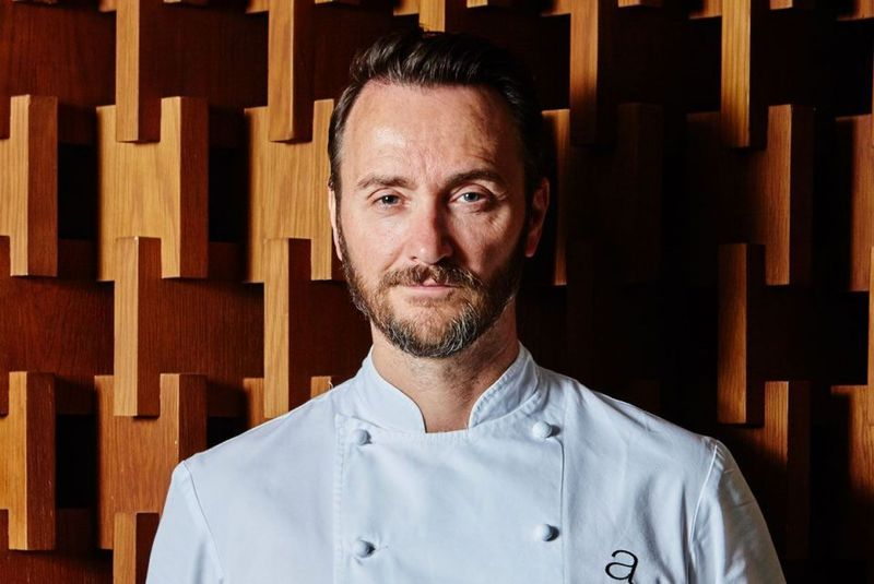 Jason Atherton launches three restaurants at the Shanghai EDITION