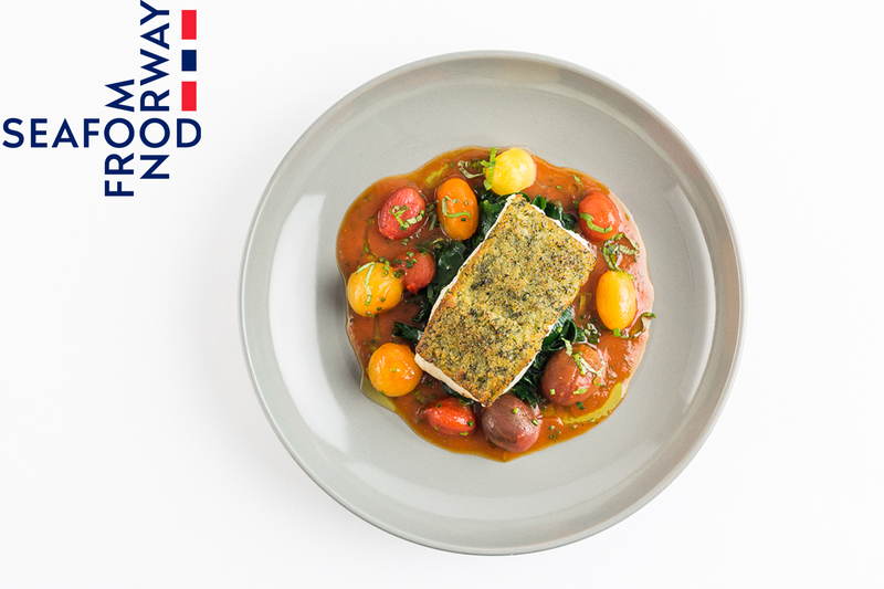 Parmesan And Herb Crusted Norwegian Cod