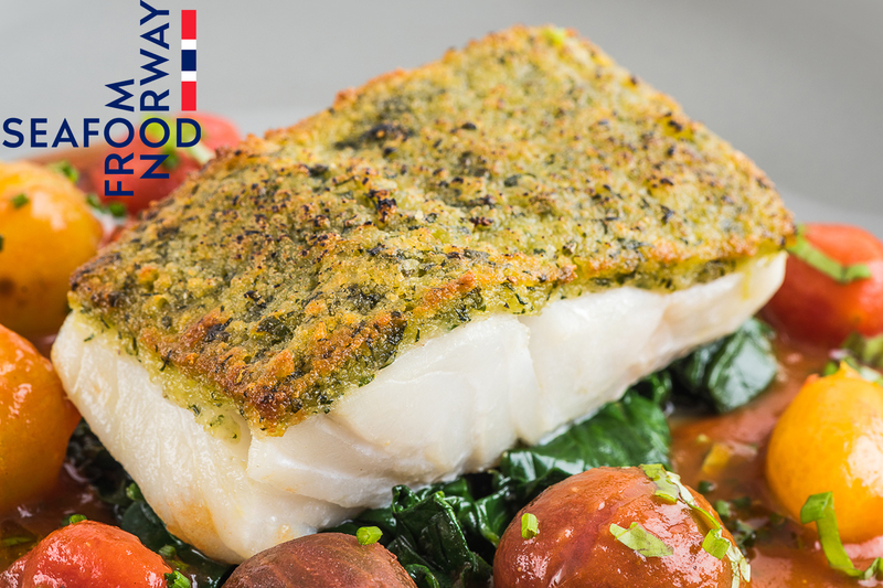Parmesan And Herb Crusted Norwegian Cod - 2