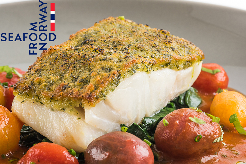 Parmesan And Herb Crusted Norwegian Cod - 3