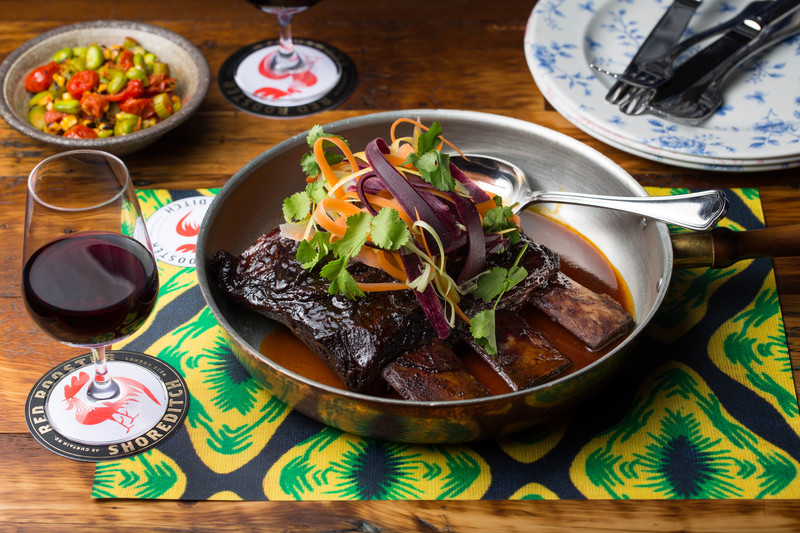 Short ribs recipe by Marcus Samuelsson, Red Rooster