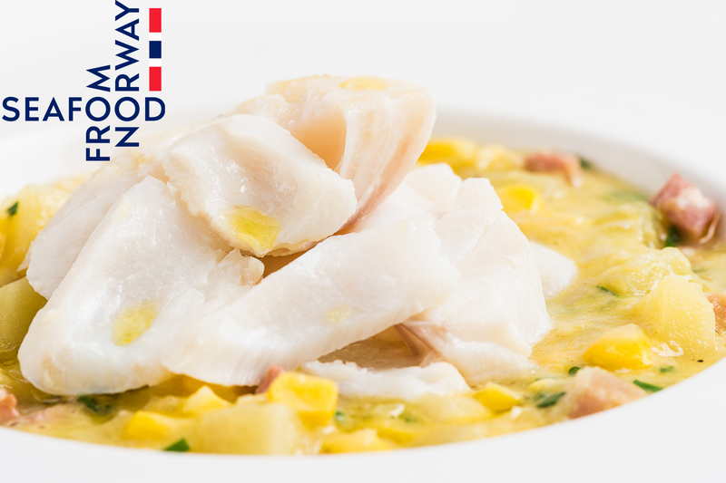 Smoked Norwegian haddock and sweetcorn chowder - 3