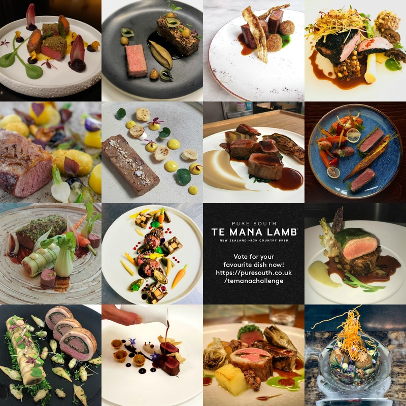 Voting for our  #TeManachallenge  has already been going crazy! Make sure to vote for the best dish before it's too late. The top 5 will go through to a live cooking session where one of them will win a trip of a lifetime to New Zealand  https://puresouth.co.uk/temanachallenge