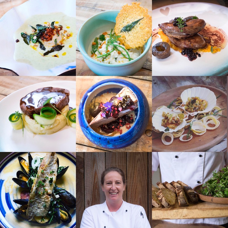 What do you guys think of these dishes? Some great competitors out there but these are just a few of my creations.