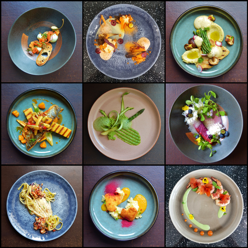 Some of 2018 dishes