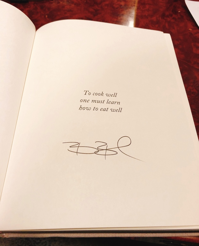 Thank-you so much The Staff Canteen for signed copy of 'In My Blood' by Bobech. I will treasure it for years to come.