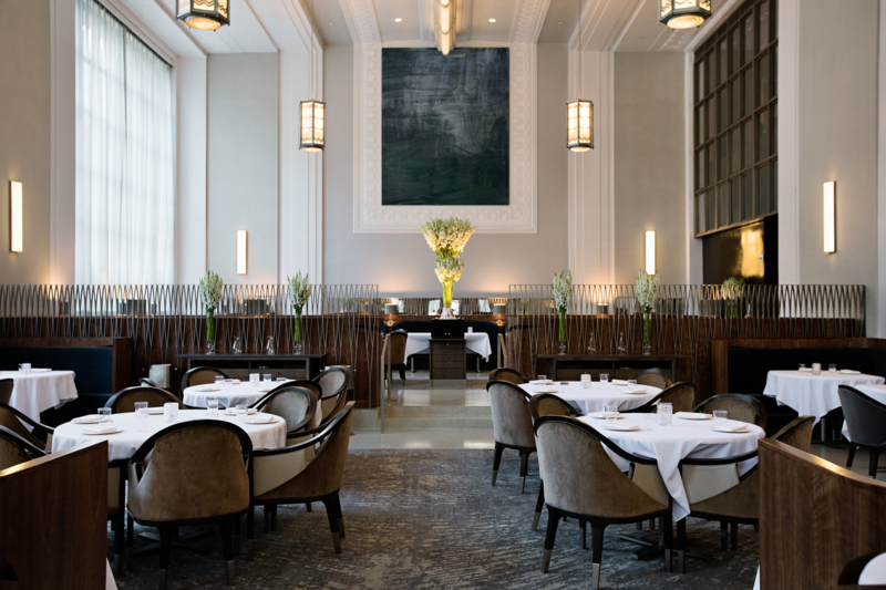 Roux Scholarship 2019: Martin Carabott completes successful stage at Eleven Madison Park, New York - 1