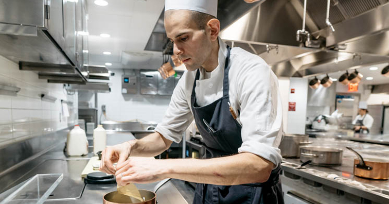 Roux Scholarship 2019: Martin Carabott completes successful stage at Eleven Madison Park, New York