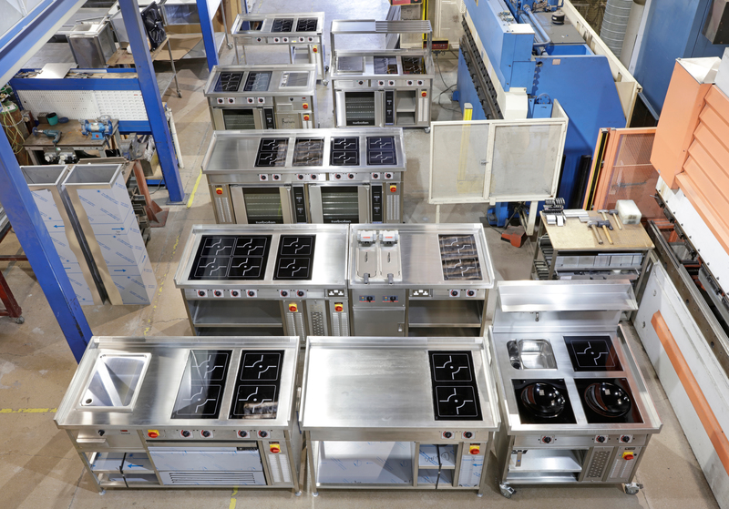 Family-run Catering Equipment Manufacturer Shortlisted for Prestigious Award