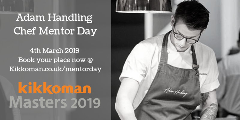 Adam Handling Mentor Day