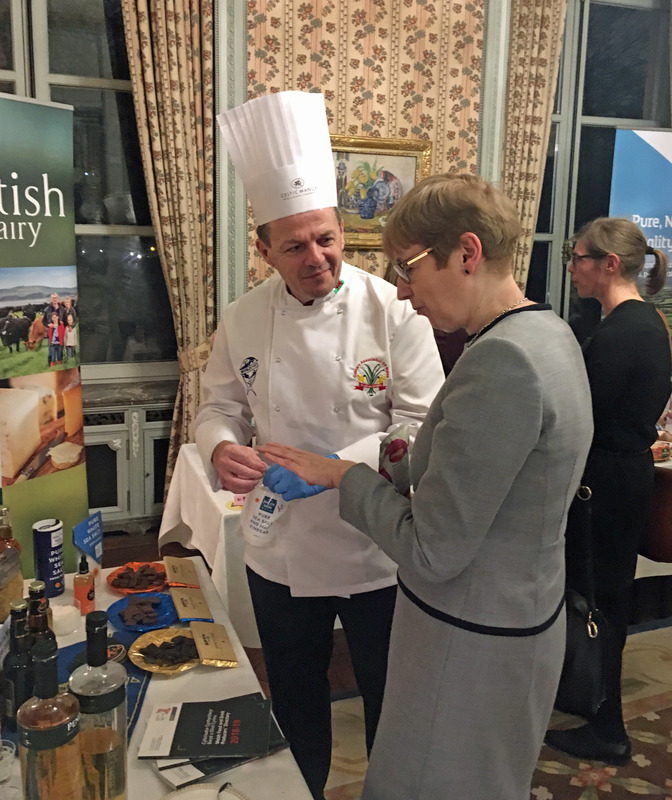 Chefs promoting quality Welsh food and drink on international stage
