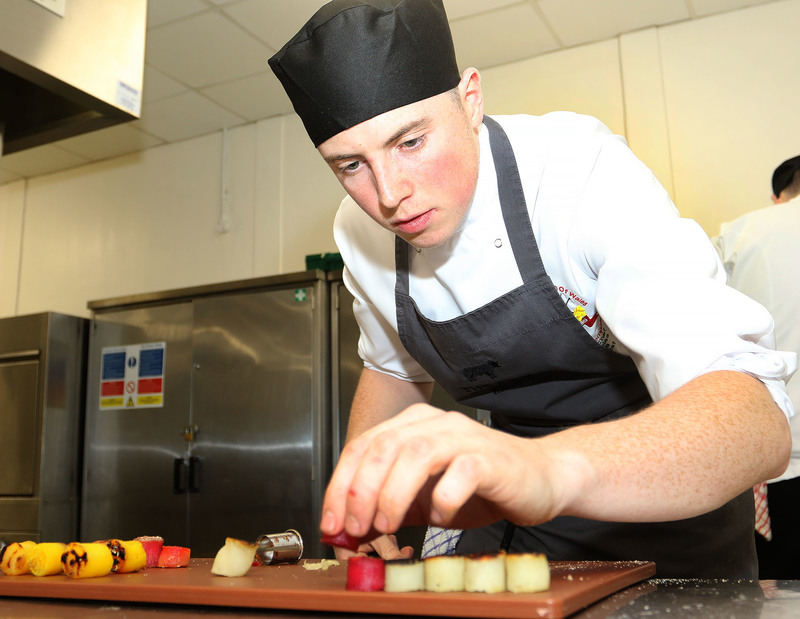 Chefs to serve up fine dining bonanza as finals head to North Wales - 2