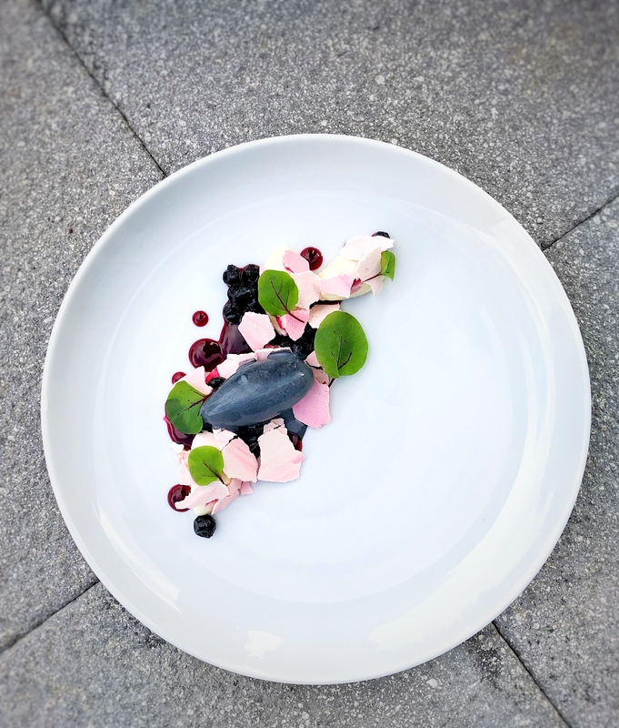 Blackcurrant and Liquorice