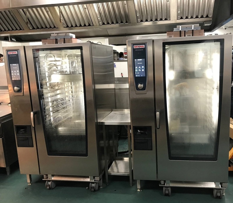 Rational Combi Ovens at Competitive Prices!! KCCJ Commercial Kitchen