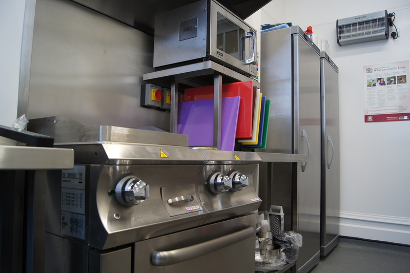 We fit commercial kitchens of all sizes...KCCJ Commercial Kitchens!!