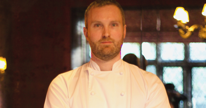 Grove of Narberth appoints Michelin-starred Douglas Balish as executive chef