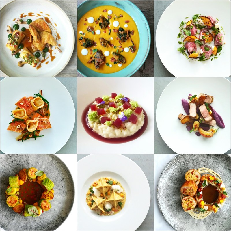 Recent work from the past few months.. Couldn't be happier with how these dishes came out... 2019 has started off very well. More to come........................