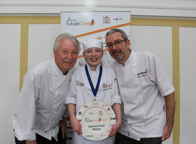 Springboard's Futurechef crowns 2019 winner - 1