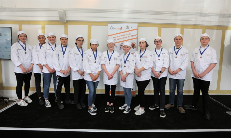 Springboard's Futurechef crowns 2019 winner