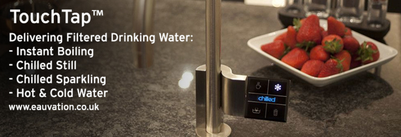 Our TouchTaps dispense boiling, chilled, sparkling, hot & cold water instantly. Speak to us about installing one of them for your business.