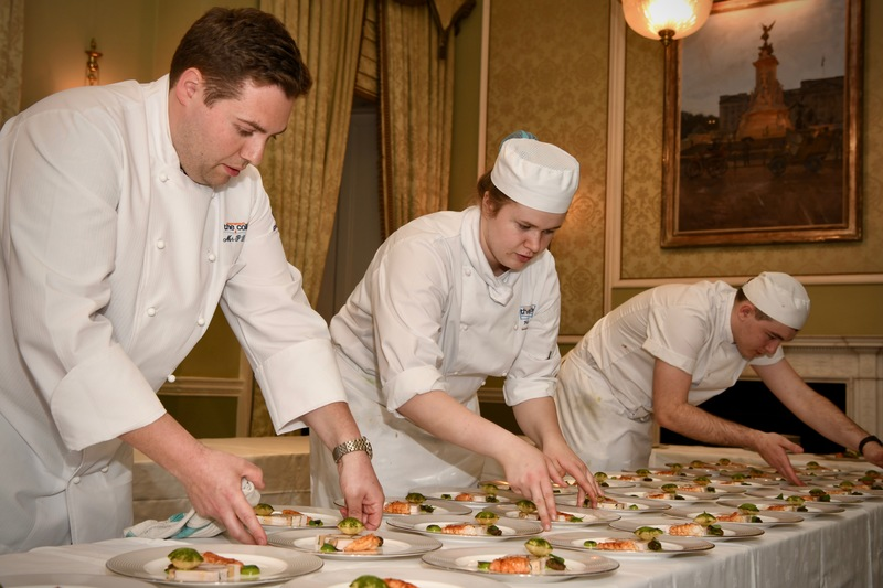 Chefs team up with former apprentices to raise funds in aid of Adopt a School - 3