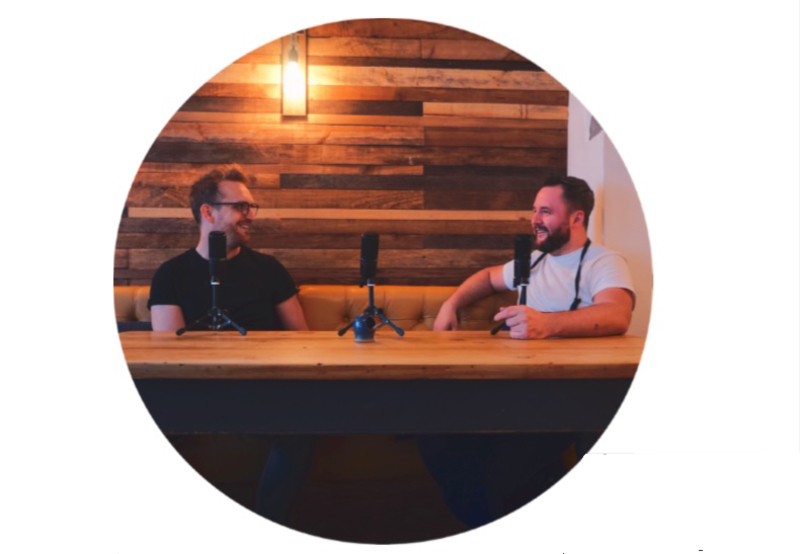 The Nightcap - Paul Foster's new podcast interviewing chefs - 1
